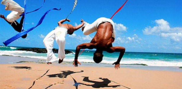 Der brasilianische Kampfsport Capoeira
