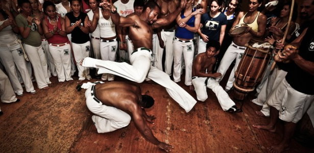 Capoeira - Kampfsport aus Brasilien