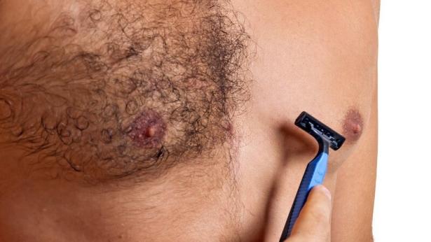 Körperpflege beim Mann