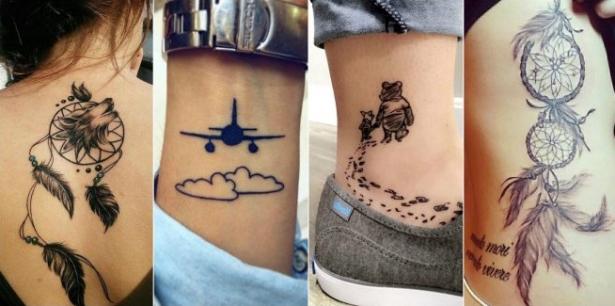 Das sagen Frauen mit ihren Tattoos