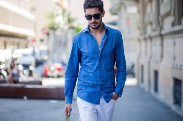 Leinenhemd für Männer